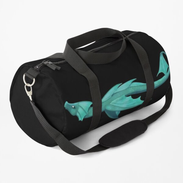 Ocean Dragon Duffle Bag
