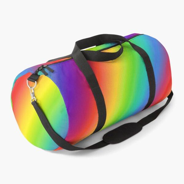 Colours of the Rainbow Duffle Bag