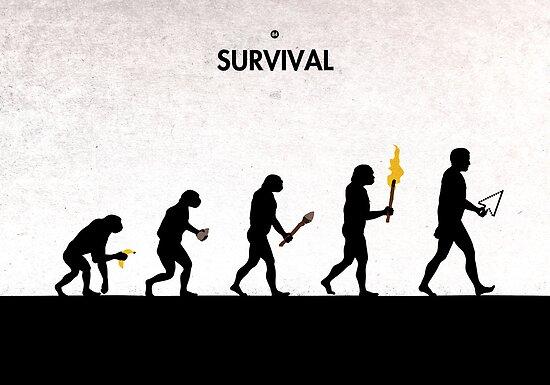 99 Steps of Progress - Survival by maentis