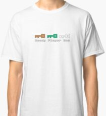 Three Hidden Keys v2 Classic T-Shirt