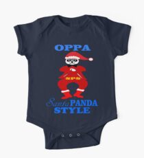 ★ټOppa Santa-Panda Style Hilarious Clothing & Stickersټ★ Kids Clothes