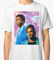 MIami Vice - Crockett and Tubbs  Classic T-Shirt