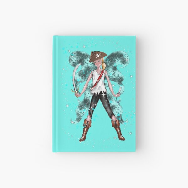 Pirate Peter The Pirate Fairy™ Hardcover Journal