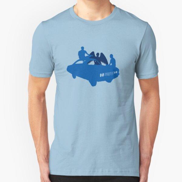 Carry On My Wayward Son Slim Fit T-Shirt