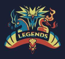 LEGENDS - Gold | Unisex T-Shirt