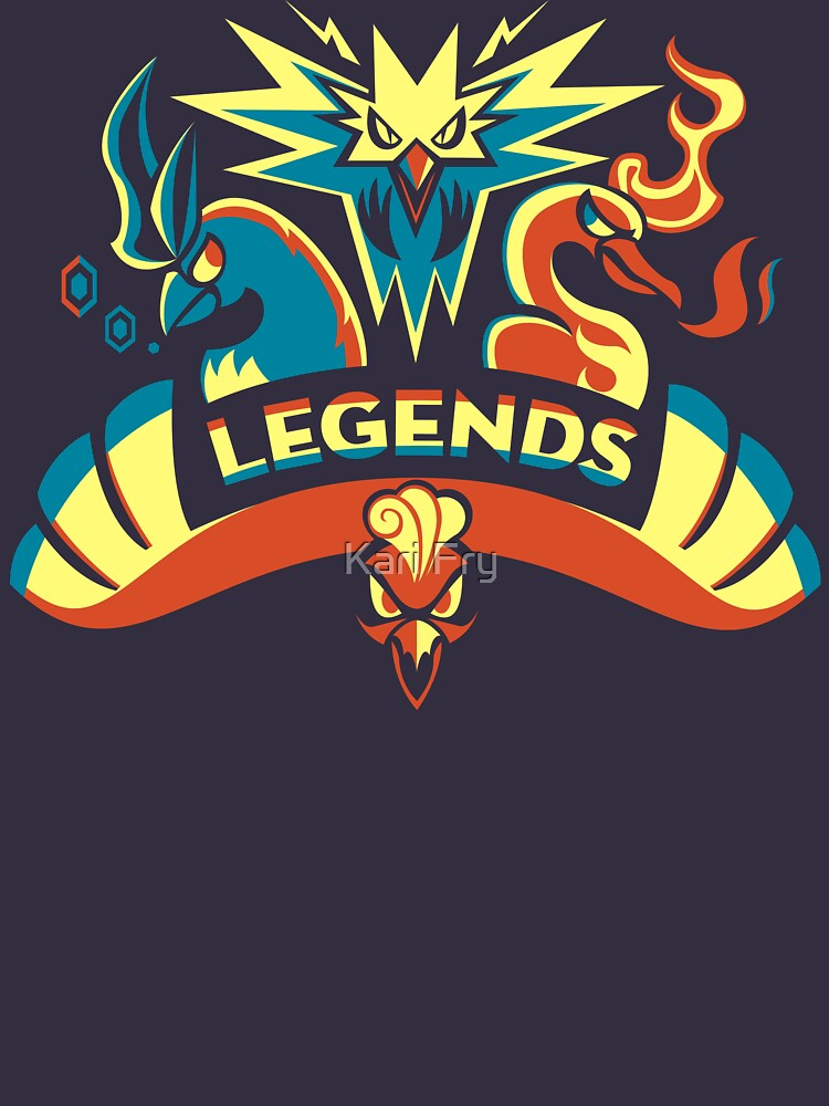 LEGENDS - Gold | Unisex T-Shirt