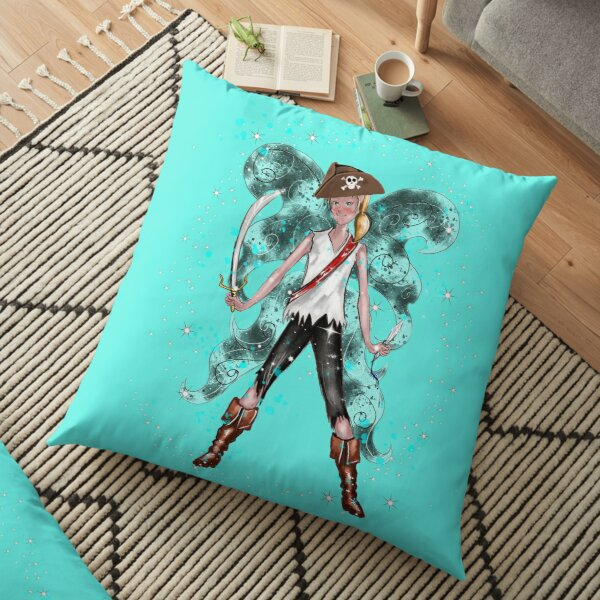 Pirate Peter The Pirate Fairy™ Floor Pillow