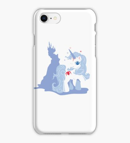 My Little Last Unicorn iPhone Case/Skin