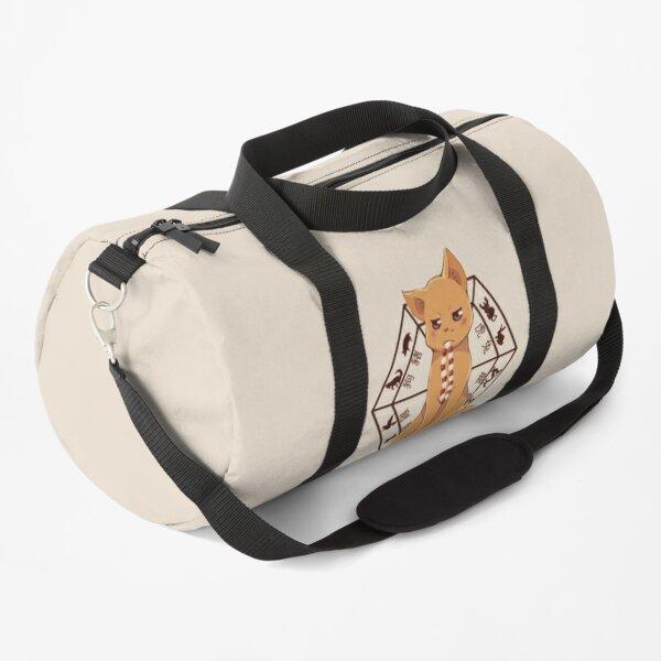 Kyo the cat Duffle Bag