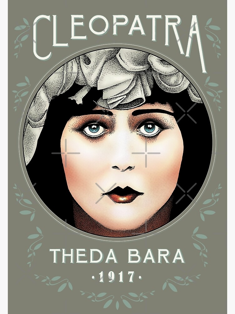 Theda Bara as Cleopatra by daveRei