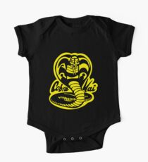 Cobra Kai T-shirt and stickers One Piece - Short Sleeve