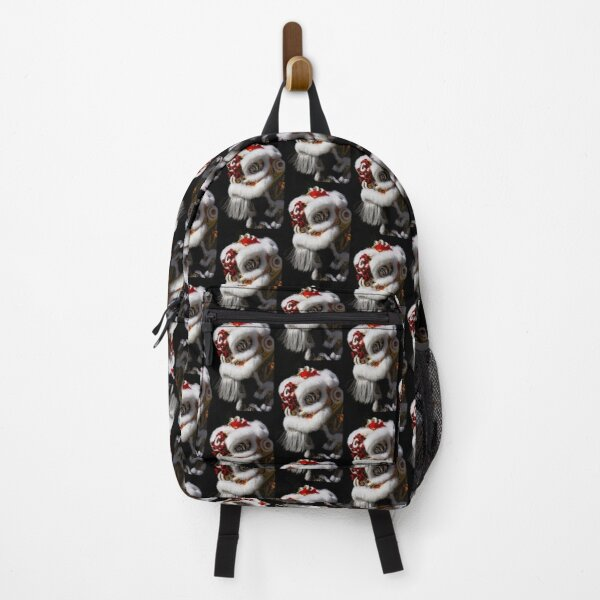 Chinese New Year Lion Dance Backpack