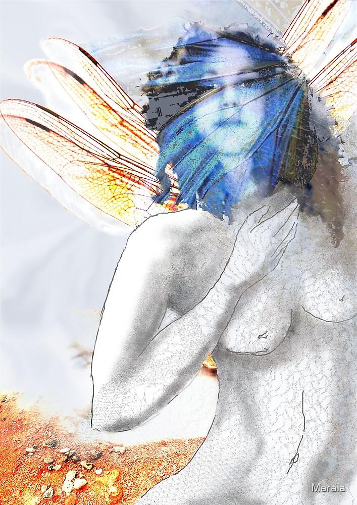 Chrysalis by Maraia