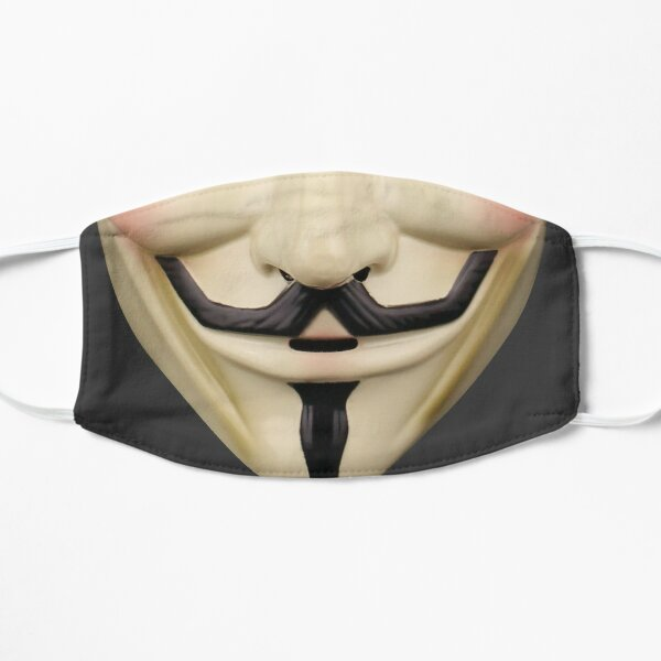 Guy Fawkes Real Mask Mask