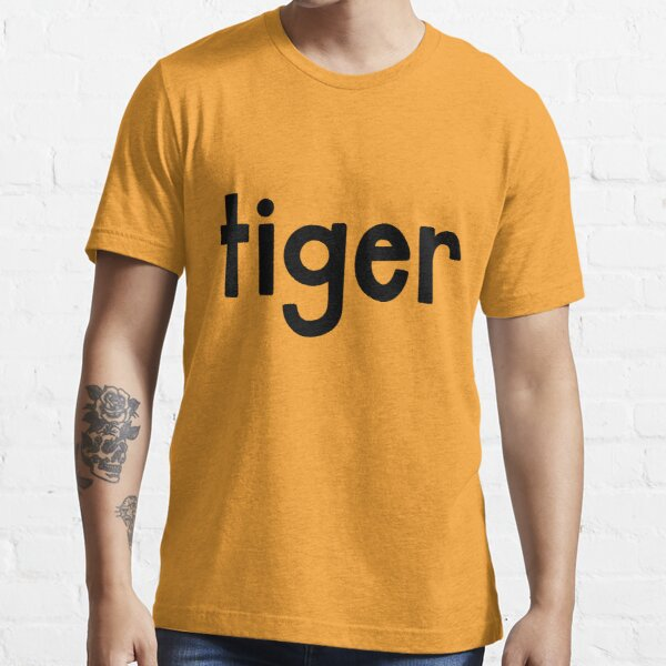 Tiger Yellow Essential T-Shirt