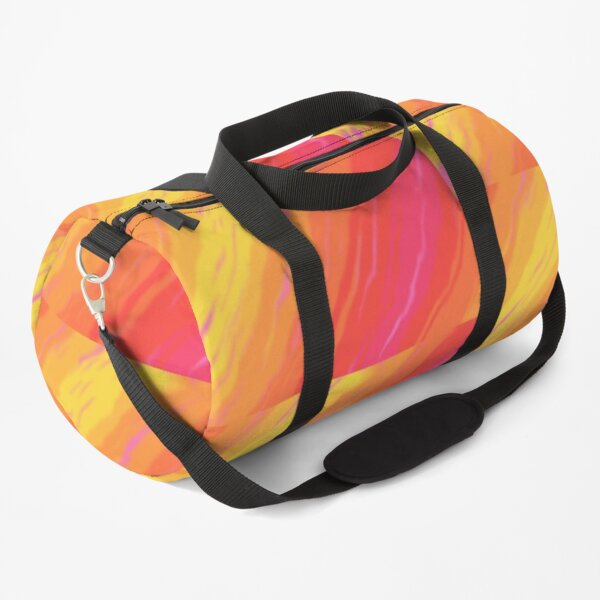 The Sunsetting Sky Duffle Bag