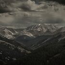 Independence Pass by Armando Martinez