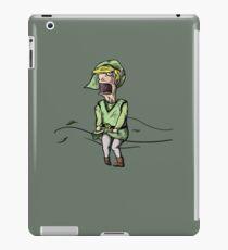 Link Monroe iPad Case/Skin