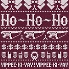 McClane Christmas Sweater White by SevenHundred
