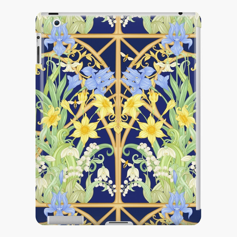 The Bee's Paradise iPad Case & Skin