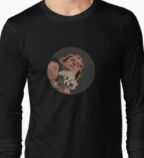 It Puts The Lotion in the Basket Long Sleeve T-Shirt