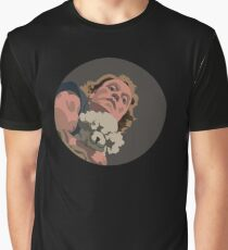 It Puts The Lotion in the Basket Graphic T-Shirt