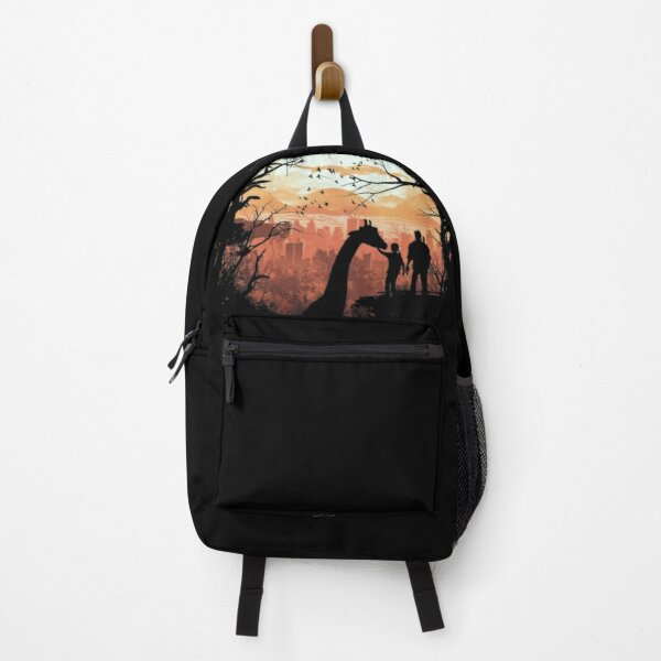 the last of us giraffe Backpack