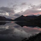 Ballachulish Bay Sunrise by cuilcreations