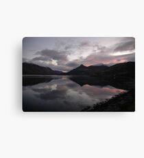 Ballachulish Bay Sunrise Canvas Print