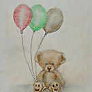 Bear by thuraya arts