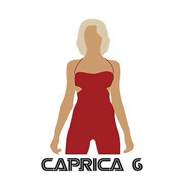 Caprica 6 by bowlol