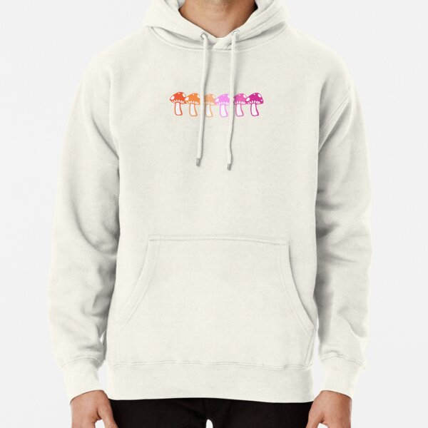 shrooms for girls who listen to girl in red Pullover Hoodie