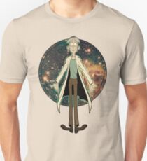 Doofus Rick (Starry Coin) Unisex T-Shirt