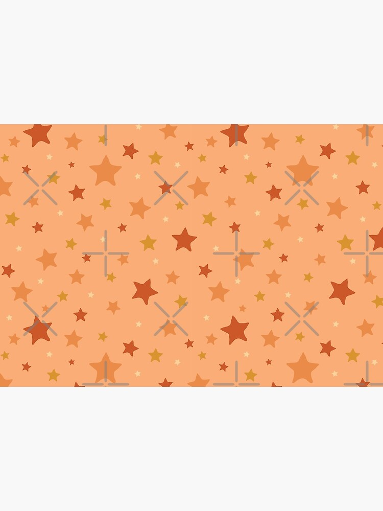 Vintage Star Print by doodlebymeg