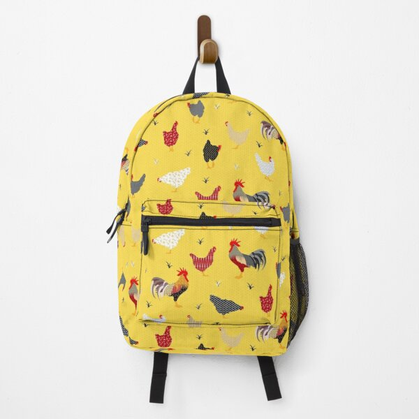 Chicken Farm Backpack