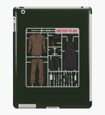 Dressed to Kill iPad Case/Skin