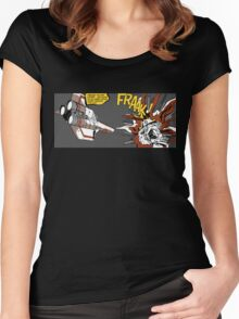 FRAAK! Women's Fitted Scoop T-Shirt