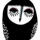Emo Owl by annieclayton