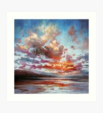 Lomond Sky Art Print