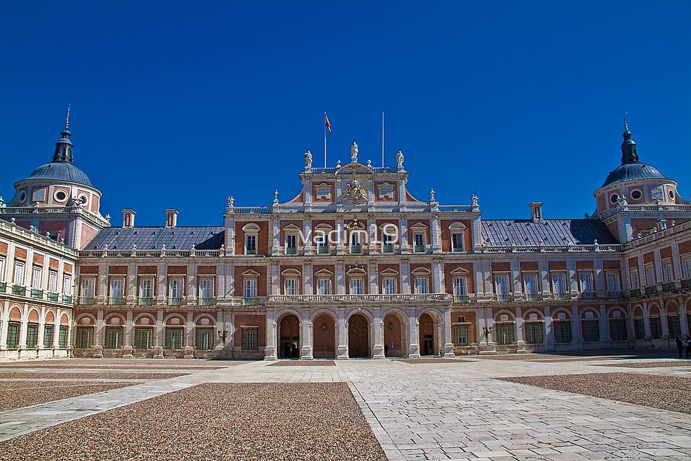 Spain. Aranjuez. Royal Palace. by vadim19