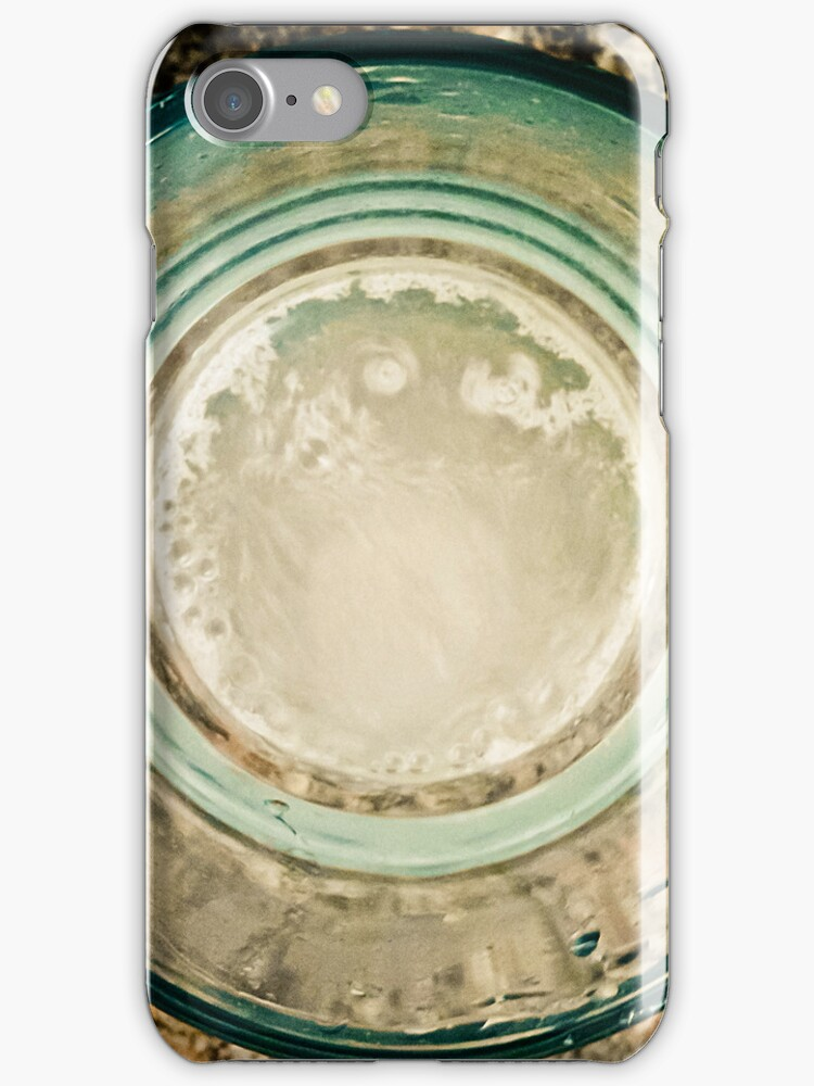 Only a Glass with art [ iPad / iPod / iPhone Case ] by Mauricio Santana