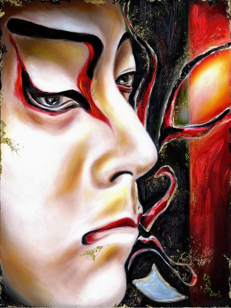 Kabuki No. Three by hilo