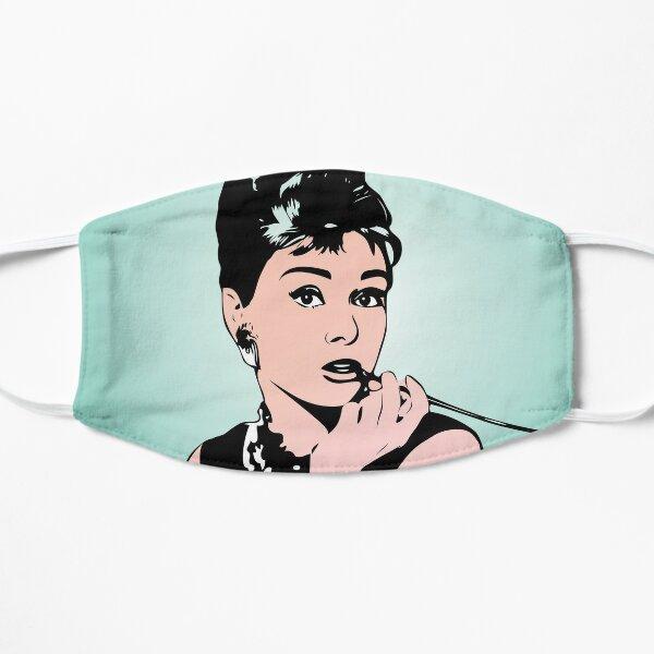 Audrey Hepburn | Pop Art Flat Mask