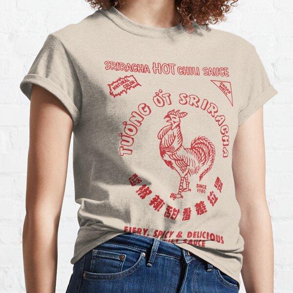 sriracha sauce  Camiseta clásica