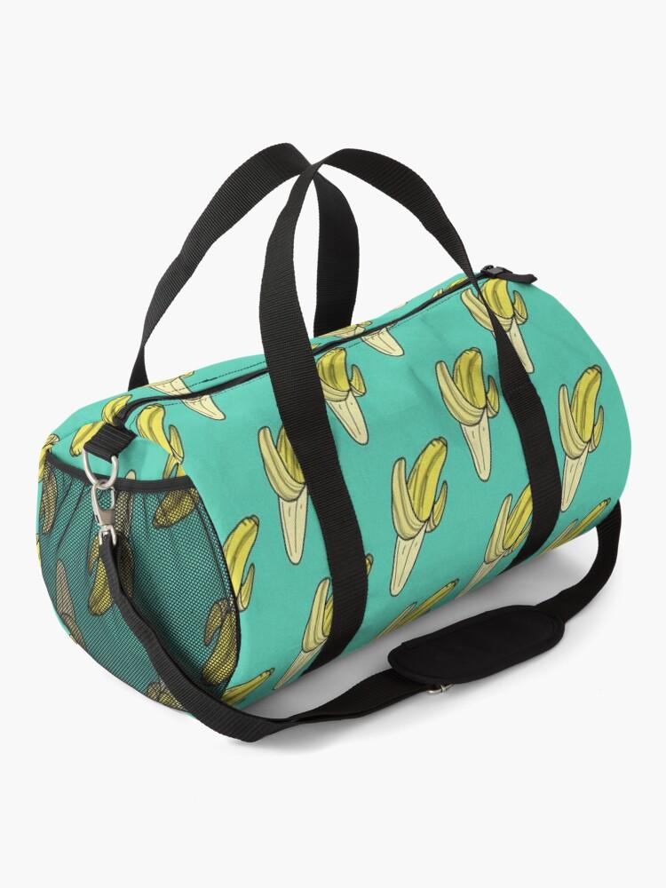 Alternate view of BANANA - JADE Duffle Bag