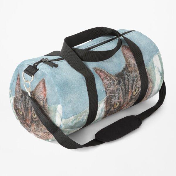 Jellylorum the Tabby Cat Duffle Bag