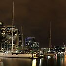 New Quay, Docklands Panorama by kcy011