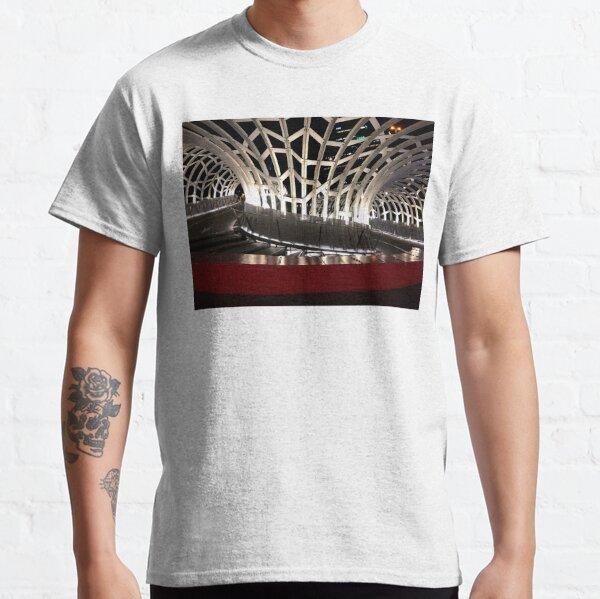 Webb Bridge at Night II Classic T-Shirt