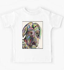 Colorful Boxer Kids Tee
