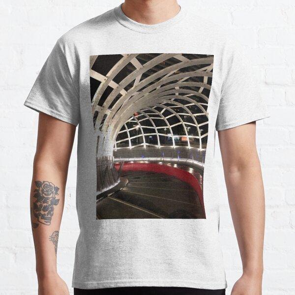 Webb Bridge at Night IV Classic T-Shirt